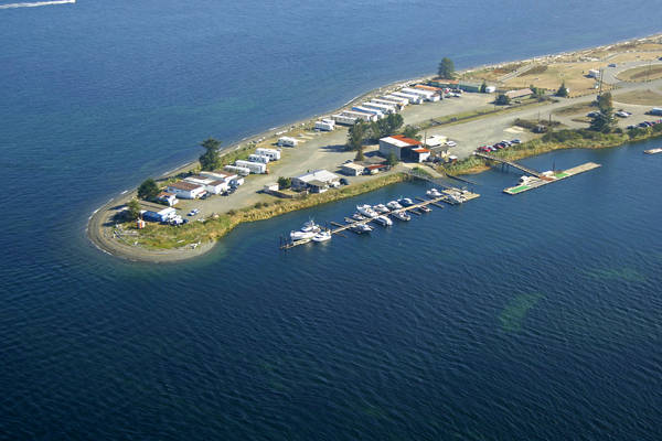 Tyee Spit RV Park & Boat Launch