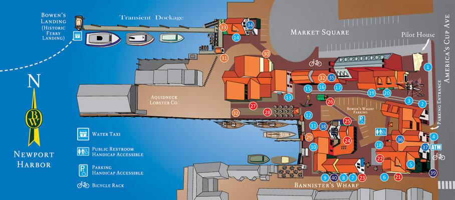 Bowen's Wharf
