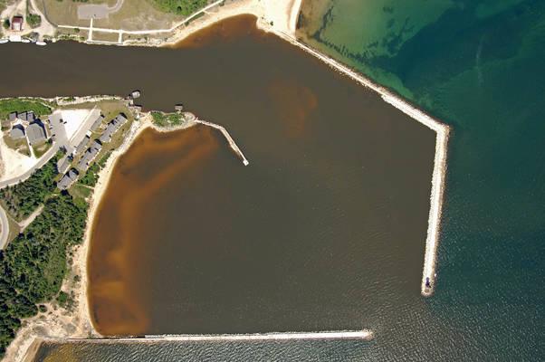 Mastique River Inlet