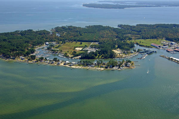 Deltaville - Broad Creek