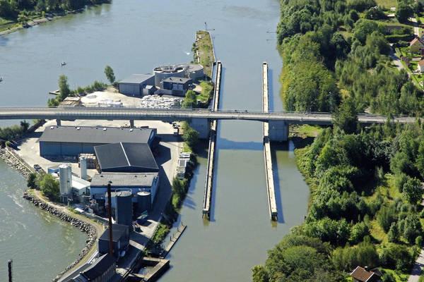 Lilla Edet Bron Bascule Bridge
