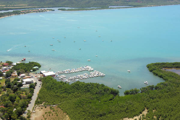 Boqueron Bay Anchorage