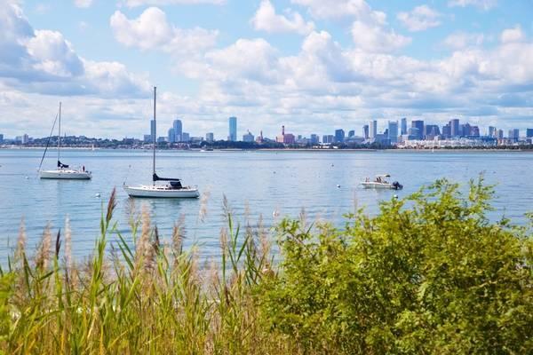 Boston Harbor Islands: Spectacle Island