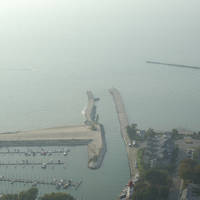 Kincardine Harbour Inlet