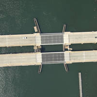 Long Beach Twin Bascule Bridges