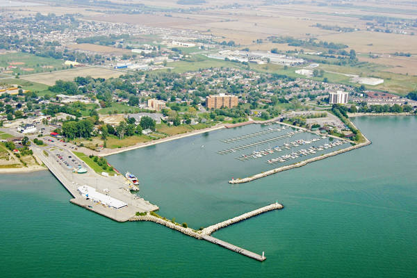 Leamington Municipal Marina