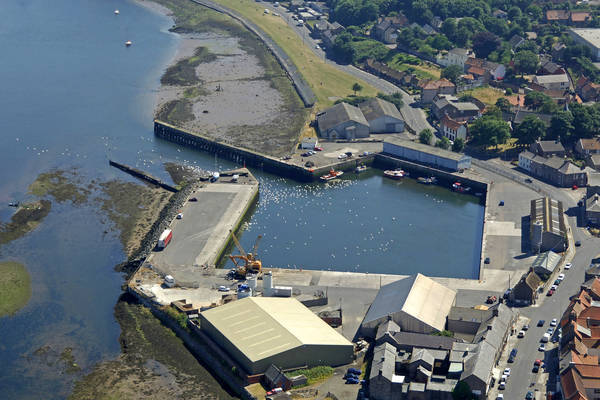 Tweedmouth Dock
