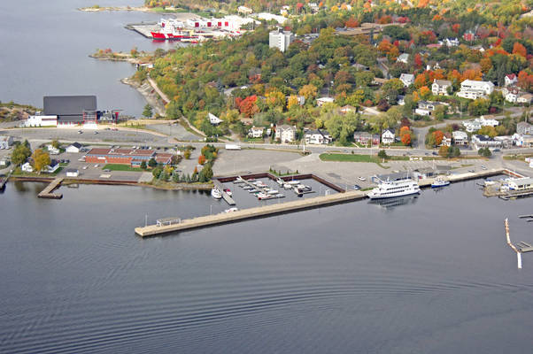 Parry Sound Town Dock