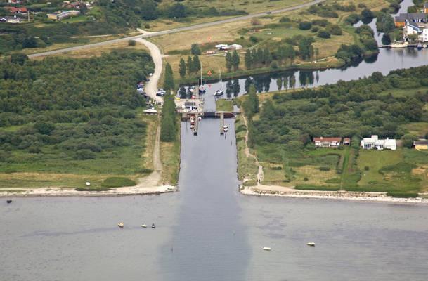 Oerne Havn Lock Inlet