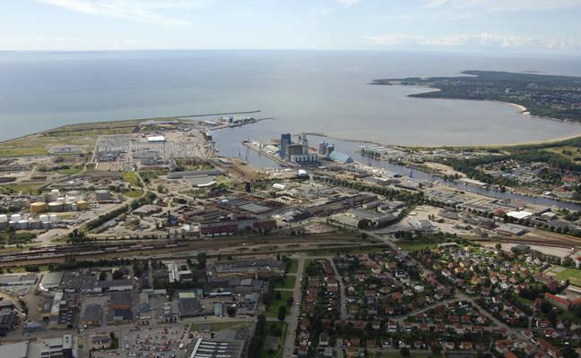 Halmstad Port