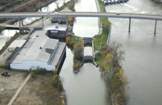Fox River Lock 11