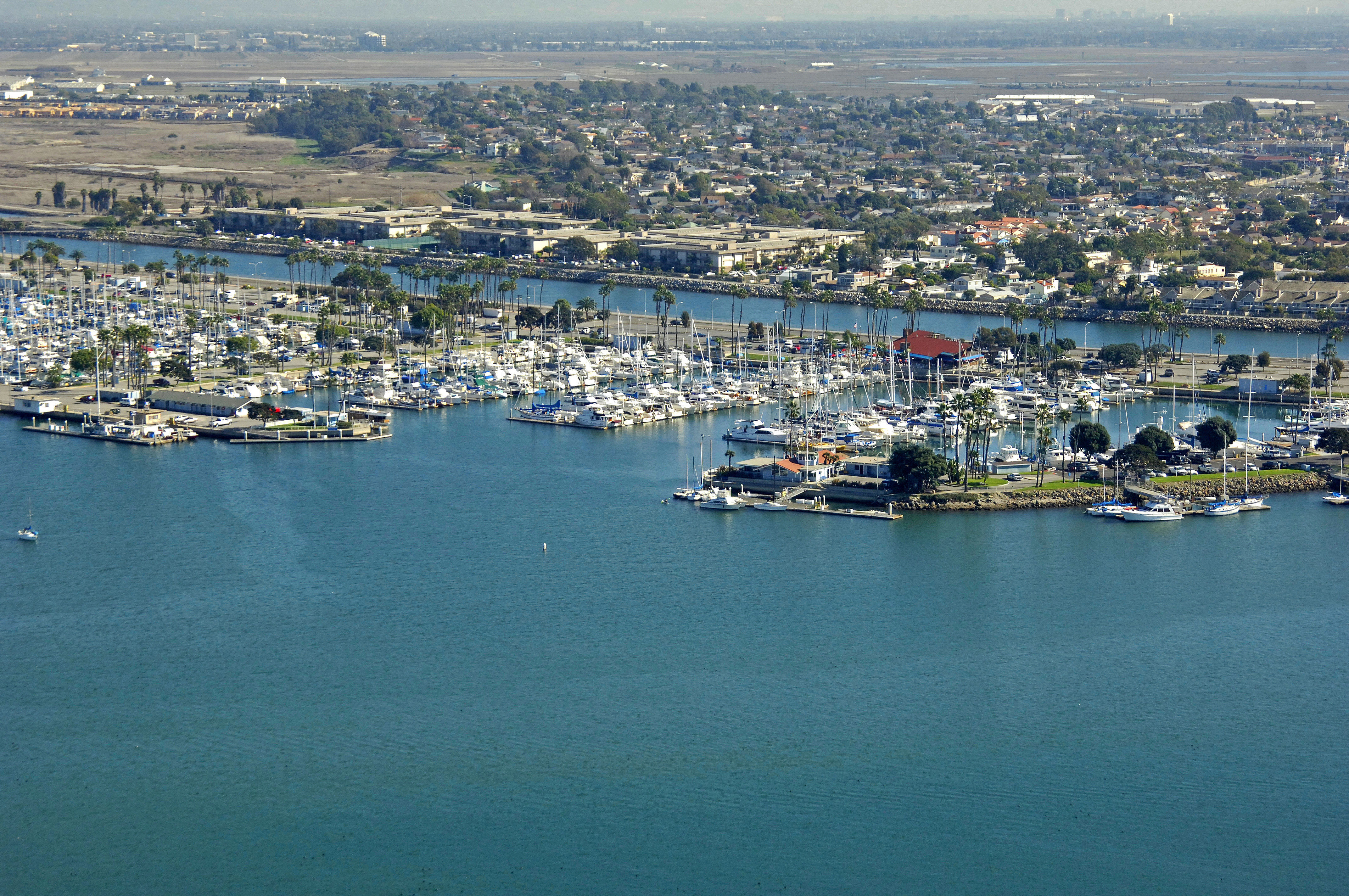 Alamitos Bay-Long Beach Marina in Long Beach, CA, United States