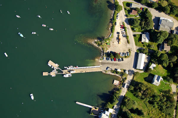 Southwest Harbor Town Dock