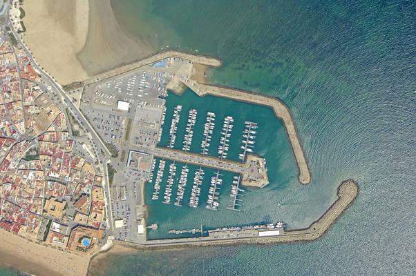 Puerto de Rota Marina