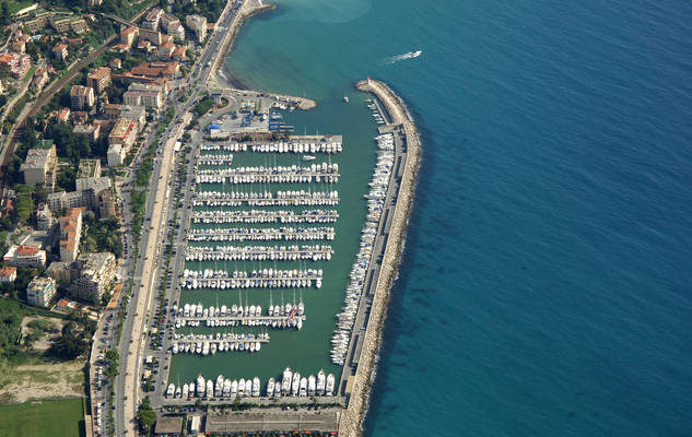 Port Menton Garavan Marina