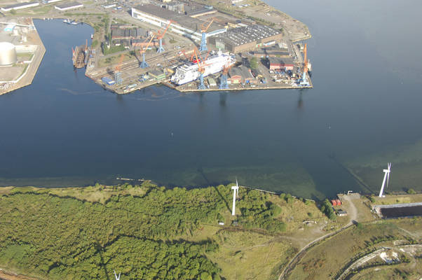 Landskrona Port Inlet South