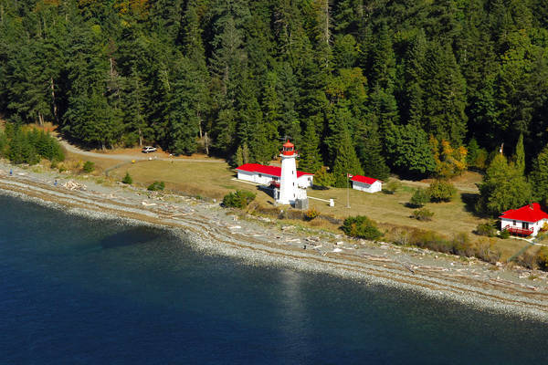 Quadra Island Lighthouse