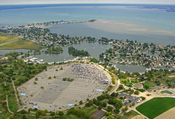 Lake St. Clair Metropark South Marina