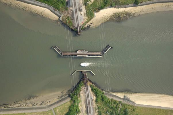 Southern RailRoad of New Jersey Swing Bridge