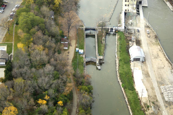 Fox River Lock 14