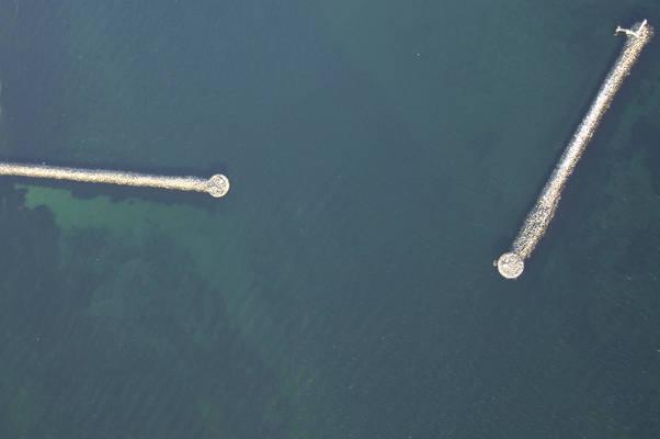 Korsor Havn Inlet