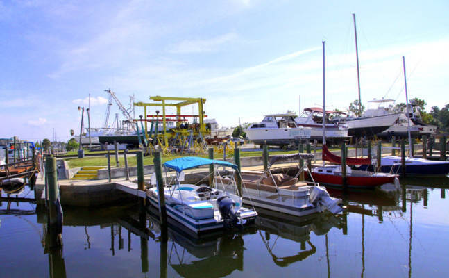 Adventure Coast Marina