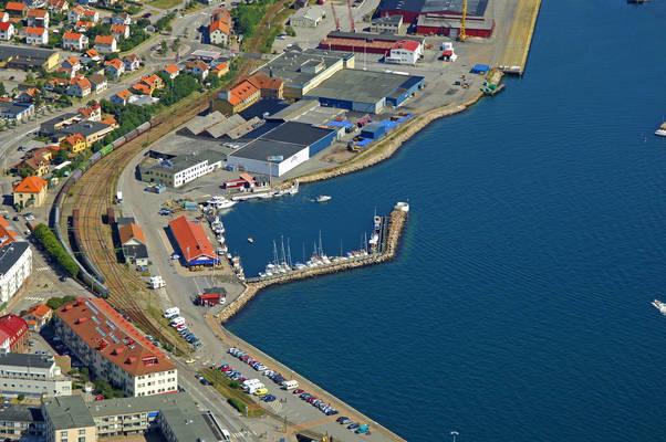 Lysekil Fiskehamnen Marina
