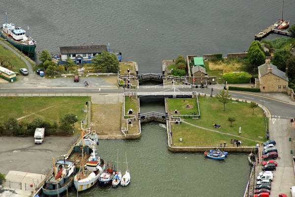 Glasson Dock Swing Bridge