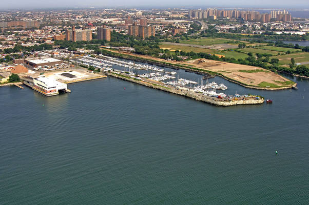 Marine Basin Marina
