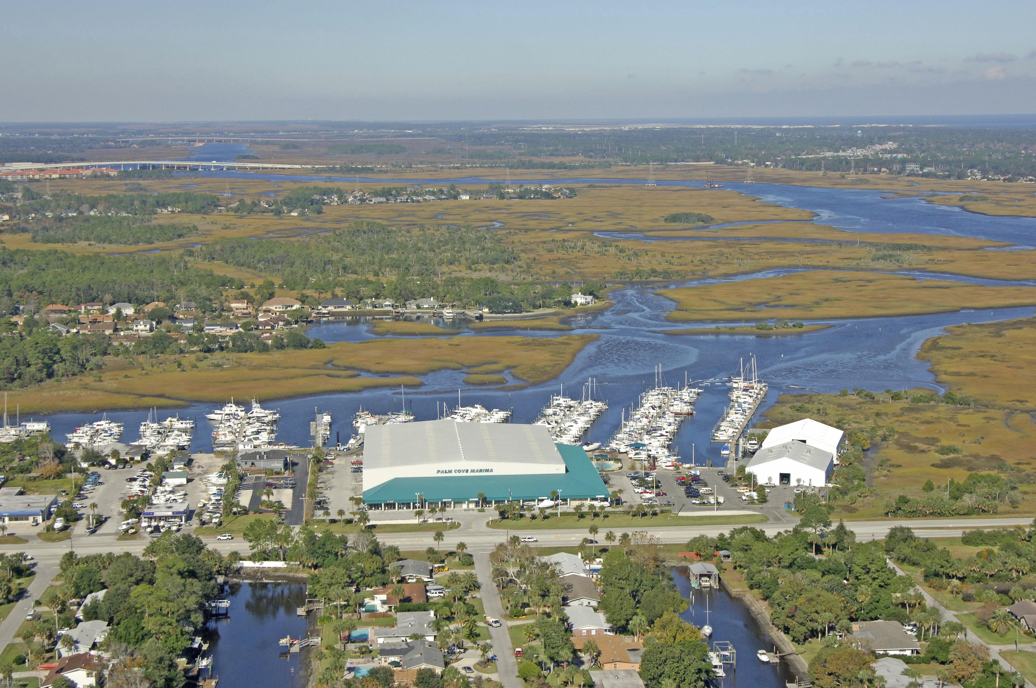 Palm Cove Marina Jacksonville Beach