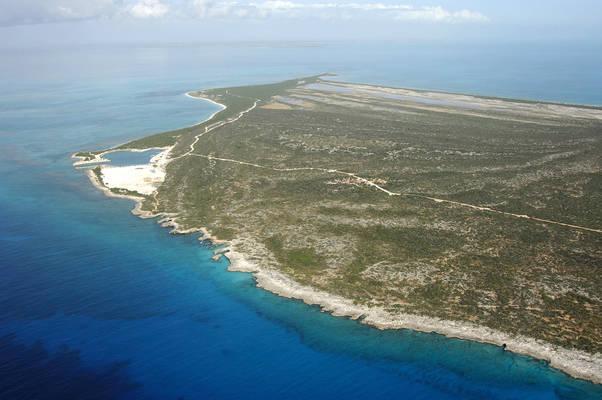 West Caicos Island