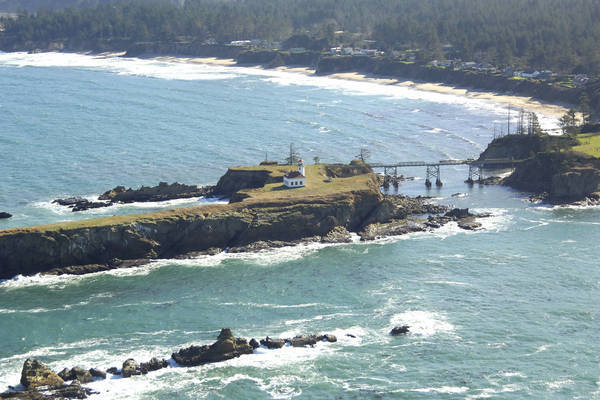 Cape Arago Light