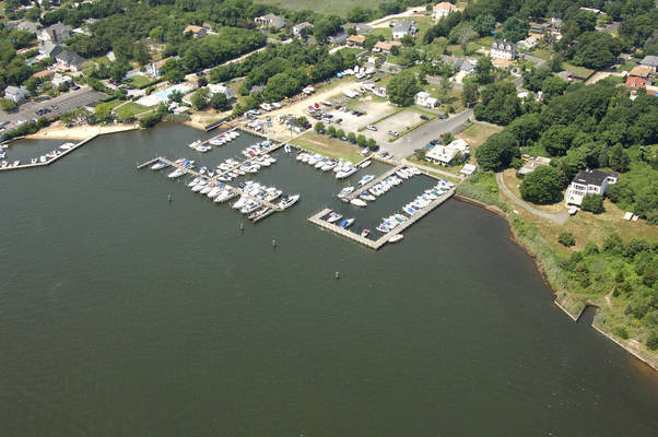 Vanderbilt's Wharf Marina