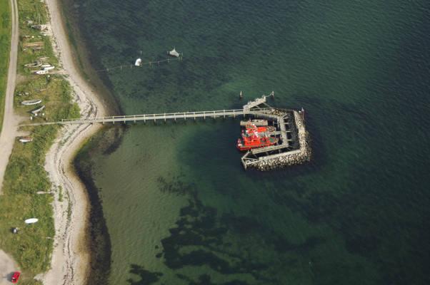 Gabet Strand Bådebro