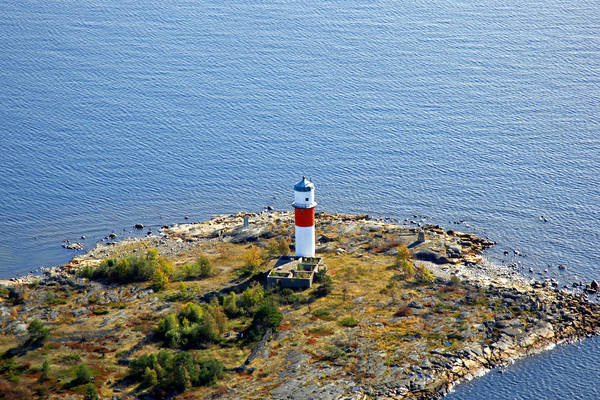 Fjaerdgrund Lighthouse