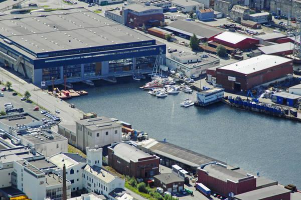 Trondheim Dora 1 Harbour