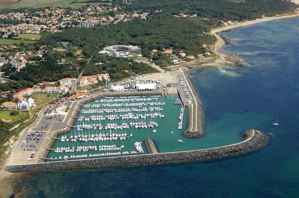 Port Bourgenay Marina