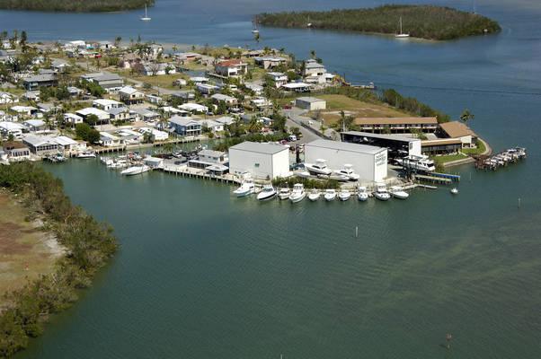 Walker's Coon Key Marina