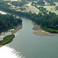 Toussaint River Inlet
