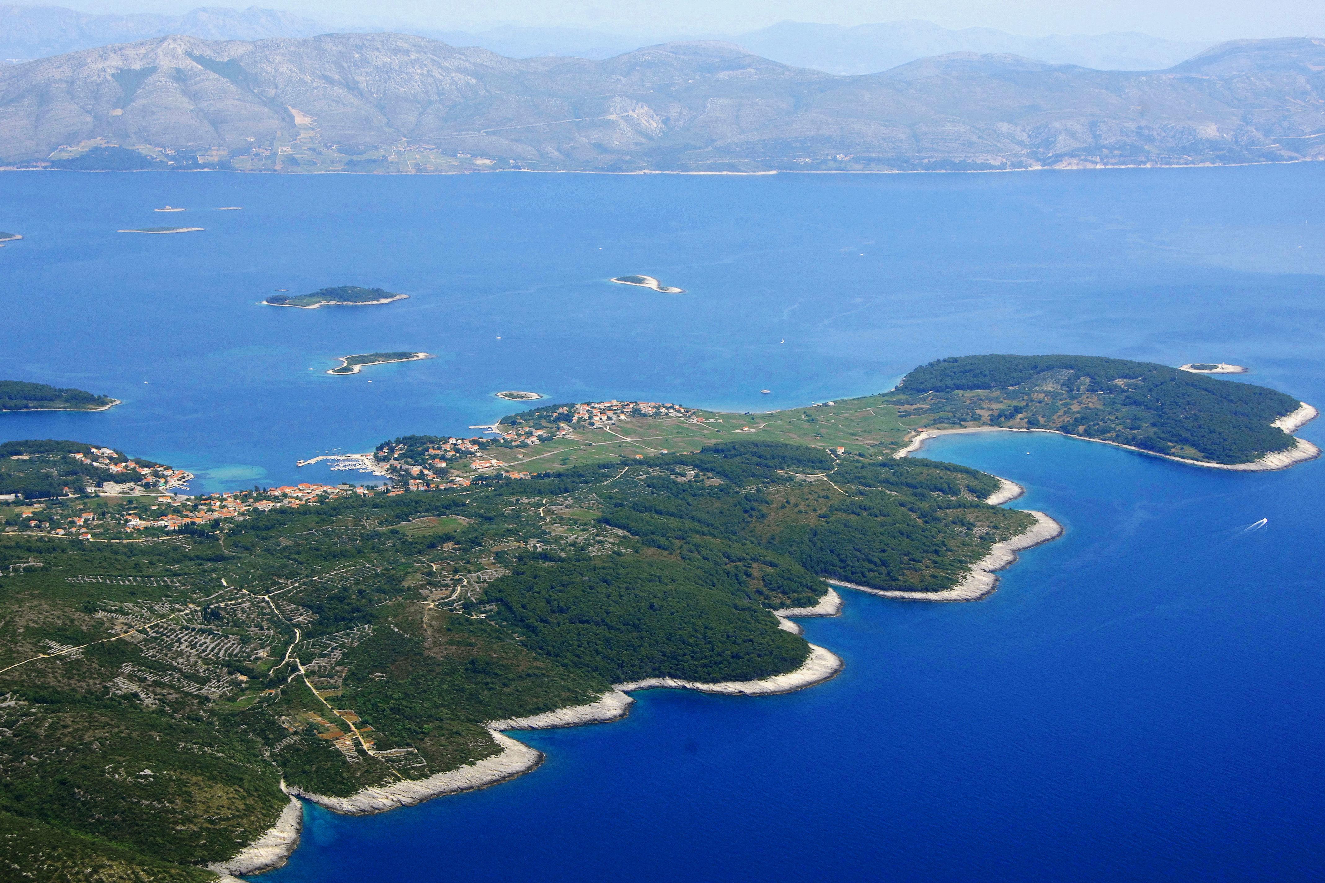 Korcula Harbour In Korcula Croatia Harbor Reviews