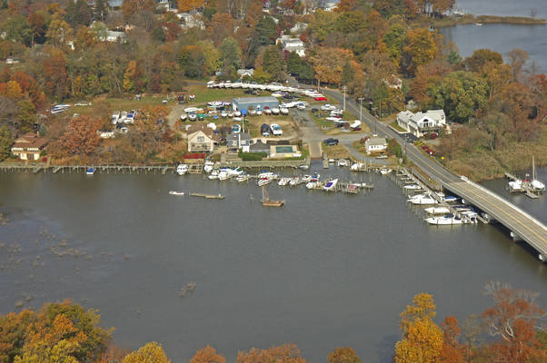 Richmond's Marina
