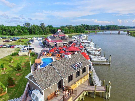 Bennett's Creek Marina
