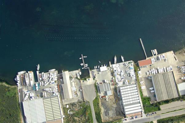 Olbia Nautisarda Yacht Yard