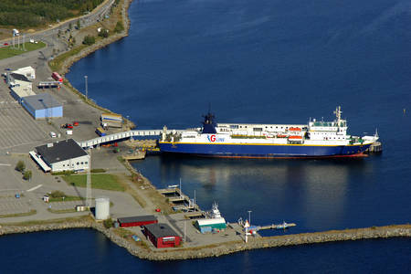 Stor Truthaellan Ferry