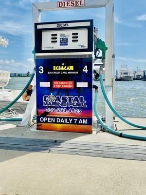 Coastal Marine Fuel Dock