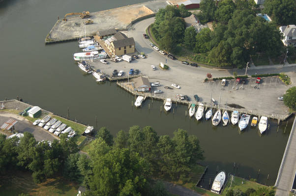 Onancock Wharf and Marina