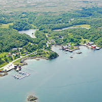 Hopsjobrygga Harbour
