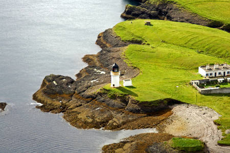 Arnish Point Light