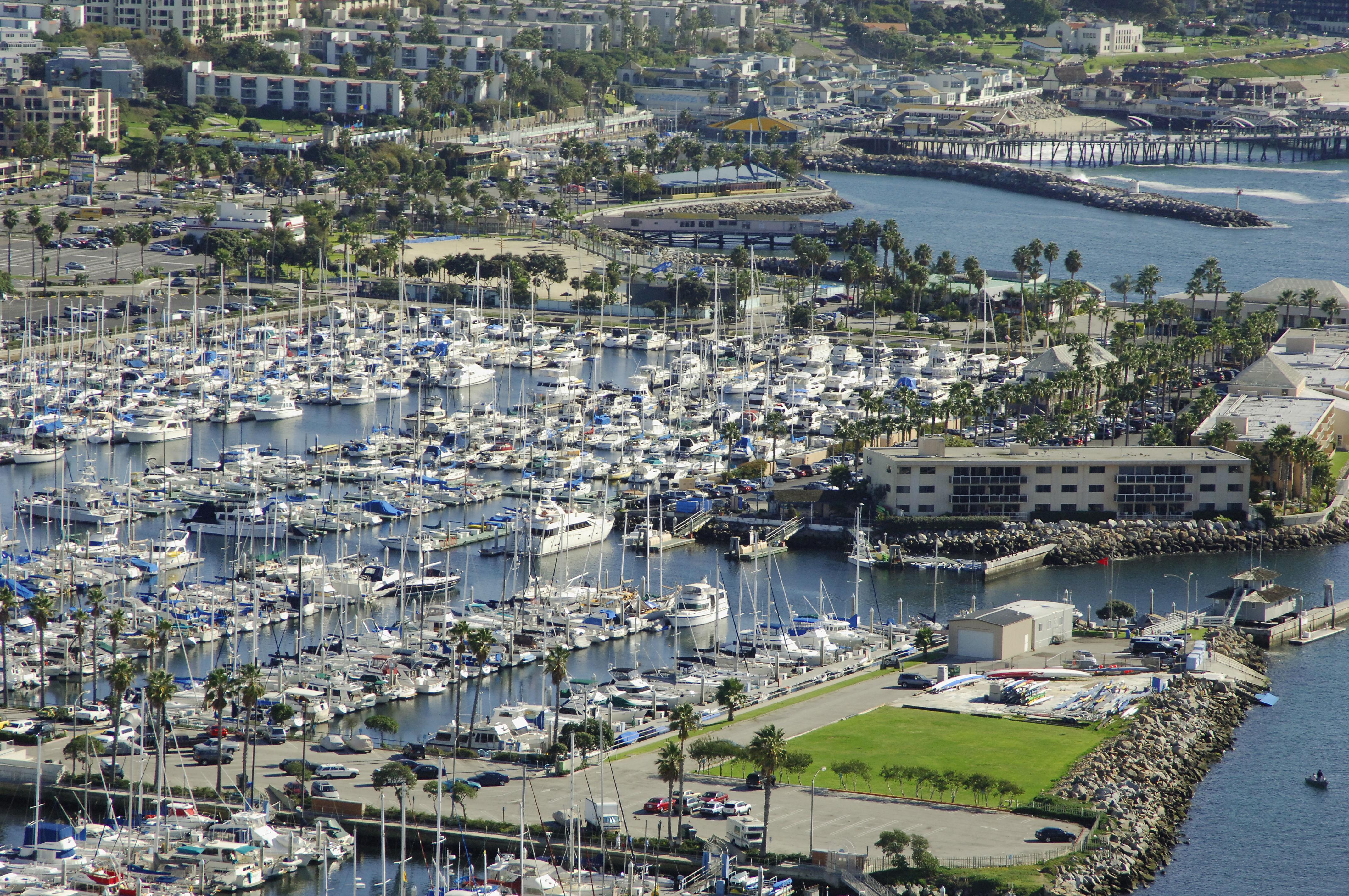 Yacht Club Way Redondo Beach Ca