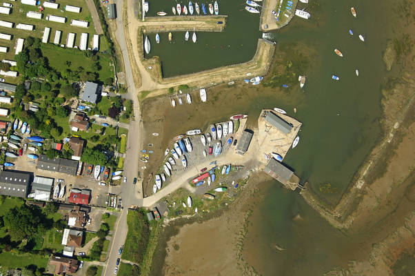 F Halls Company Boatyard